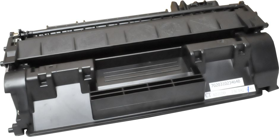Kompatibler Toner ERSETZT HP 80A / CF280A black