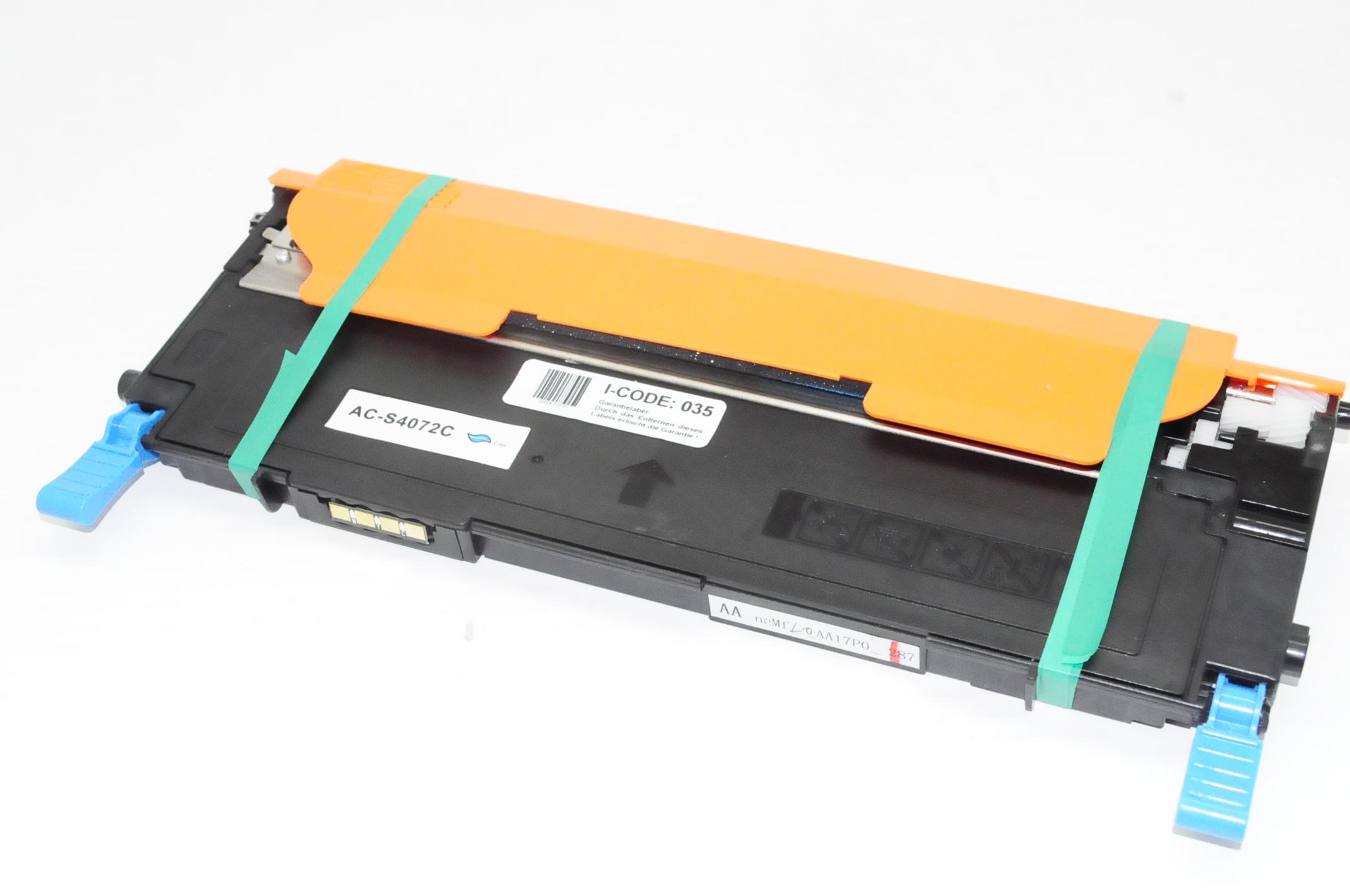Kompatibler Toner ERSETZT CLT-C4072S cyan