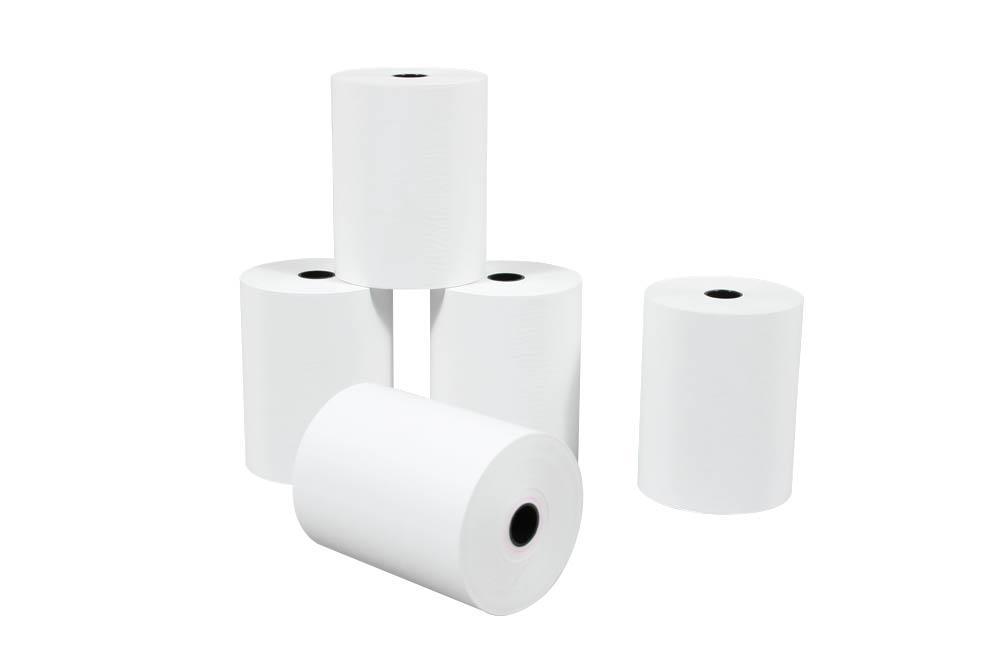 0,19€/1m 5 Stk. Thermorollen Kassenrollen 57mm x 9m Thermopapier portable Drucke