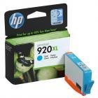 HP 920XL / CD972AE Tinte cyan