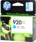 HP 920XL / CD972AE Tinte cyan